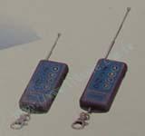 UHF長距離無線保全報警遙控器